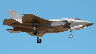 F-007 - Lockheed Martin F-35A Lightning II - Netherlands - Royal Air Force