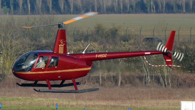 F-HSDZ - Robinson R44 Clipper II - Private