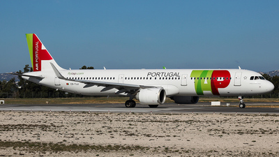 CS-TJJ - Airbus A321-251N - TAP Air Portugal