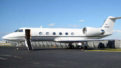 N458BE - Gulfstream G-IV - Private