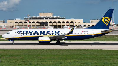 9H-QDG - Boeing 737-8AS - Malta Air (Ryanair)