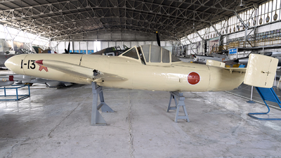 I-13 - Yokosuka MXY-7 Ohka II - Japan - Imperial Japanese Army Air Service