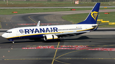 EI-DYP - Boeing 737-8AS - Ryanair