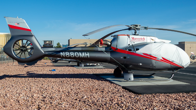 N880MH - Eurocopter EC 130T2 - Maverick Helicopters