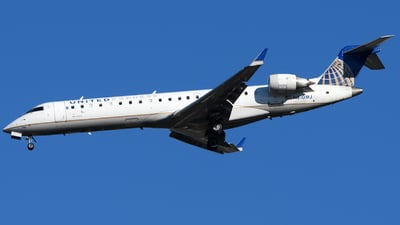 N510MJ - Bombardier CRJ-701 - United Express (Mesa Airlines)