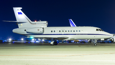 MM62244 - Dassault Falcon 900EX - Italy - Air Force