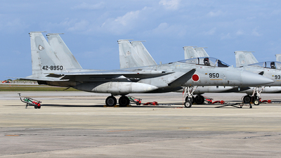 42-8950 - McDonnell Douglas F-15J Eagle - Japan - Air Self Defence Force (JASDF)
