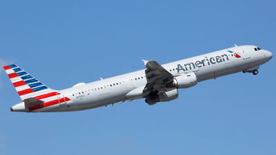 N170US - Airbus A321-211 - American Airlines