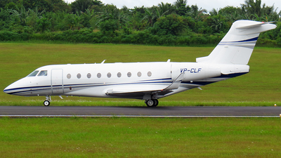 VP-CLF - Gulfstream G280 - Private