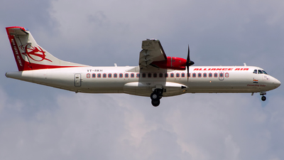 VT-RKH - ATR 72-212A(600) - Alliance Air
