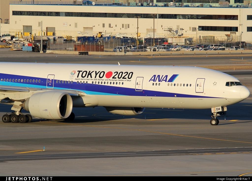 Ja734a boeing 777-381er all nippon airways (ana) tommyl jetphotos