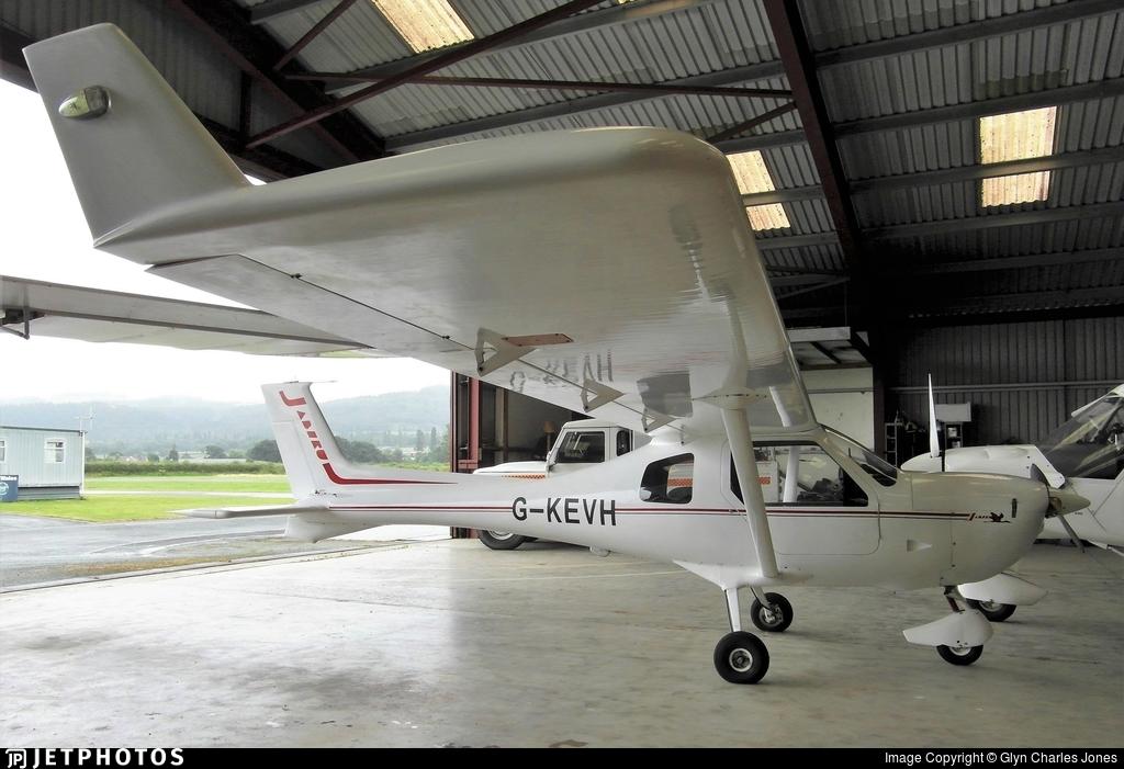 G-KEVH - Jabiru UL-450 - Private