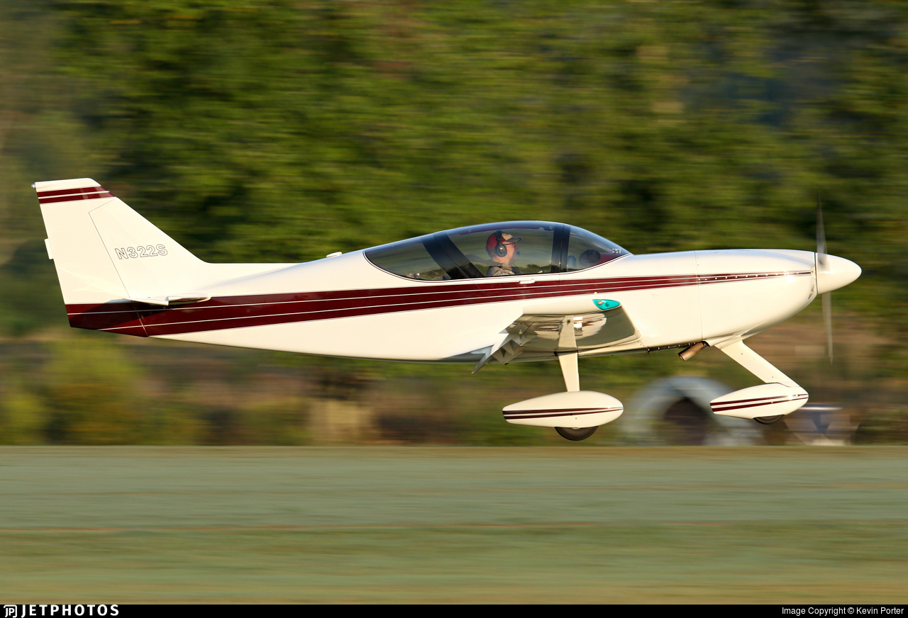 N322S - Glasair Aviation SII - Private