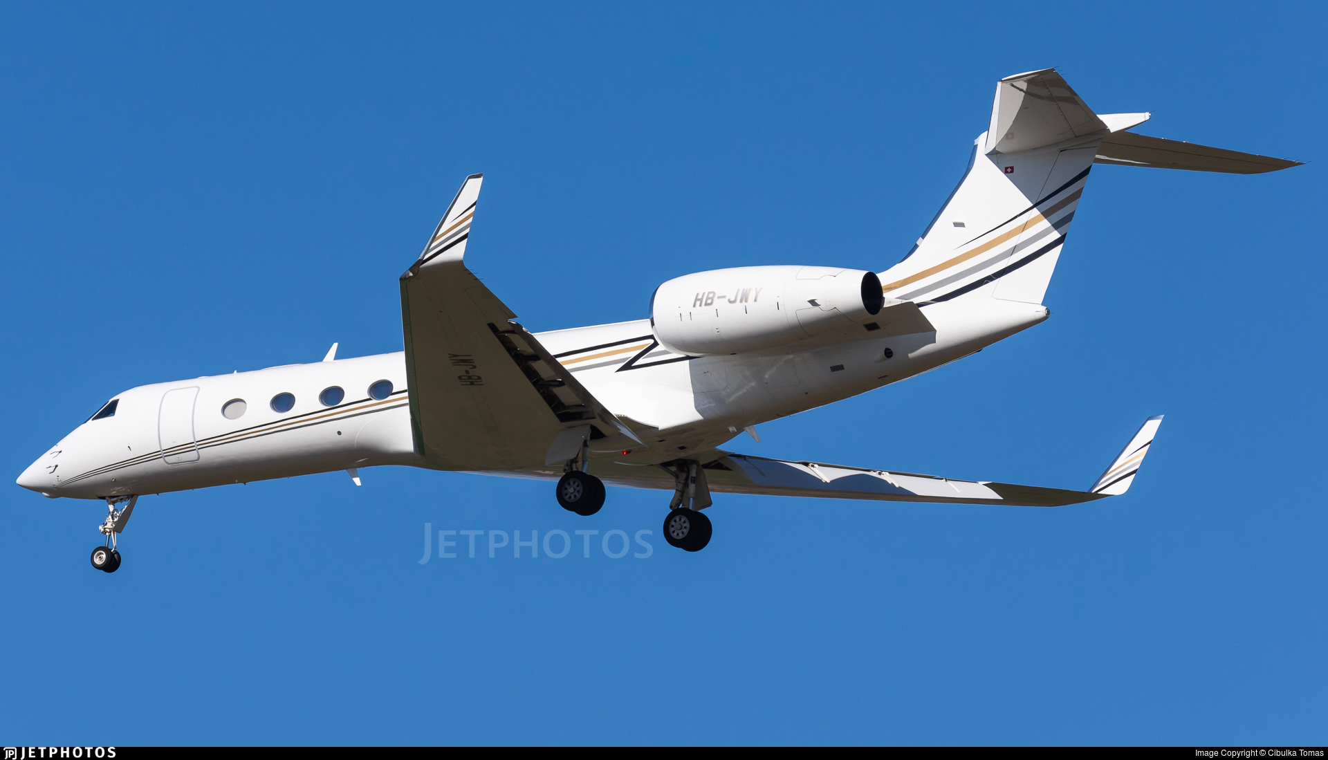 HB-JWY - Gulfstream G550 - Premium Jet