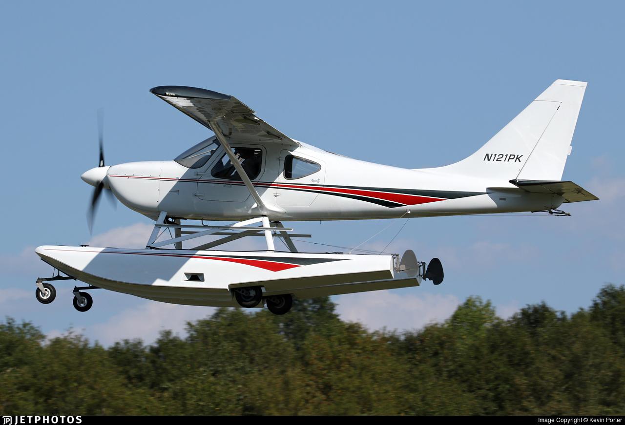 N121PK - Glasair Aviation GS-2 Sportsman 2+2 - Private