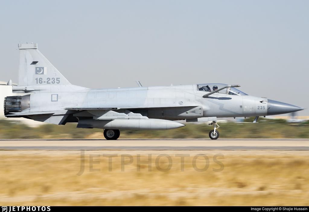 16-235 - Chengdu JF-17 Thunder - Pakistan - Air Force