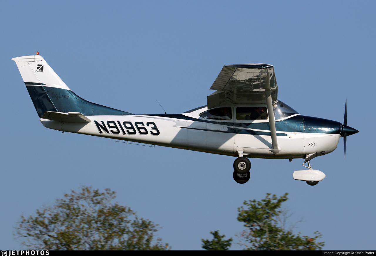 N91963 - Cessna 182M Skylane - Private