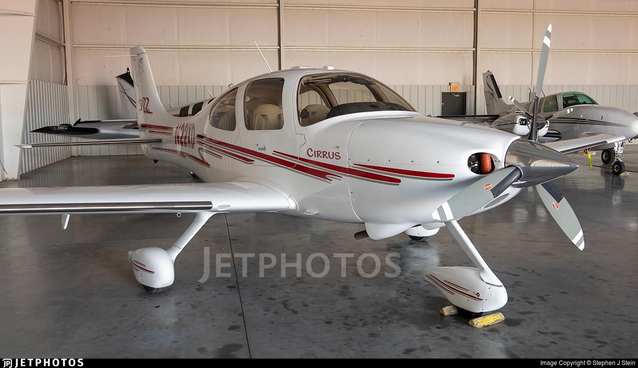 N22XD - Cirrus SR22 - Private