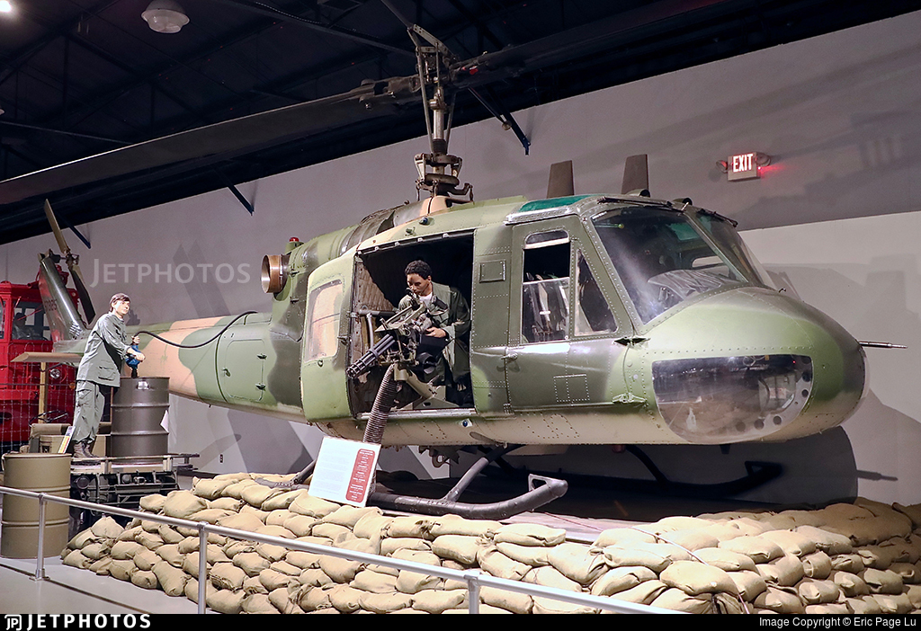 65-7925 - Bell UH-1P Iroquois - United States - US Air Force (USAF)