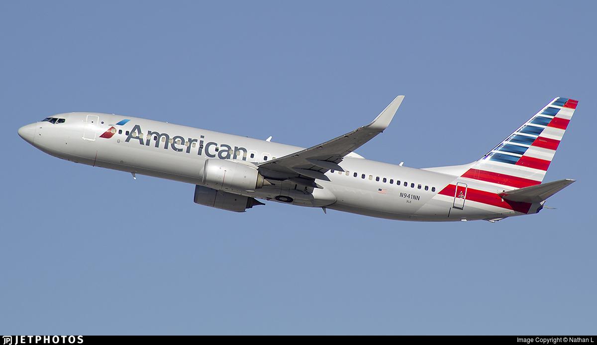 N941NN - Boeing 737-823 - American Airlines