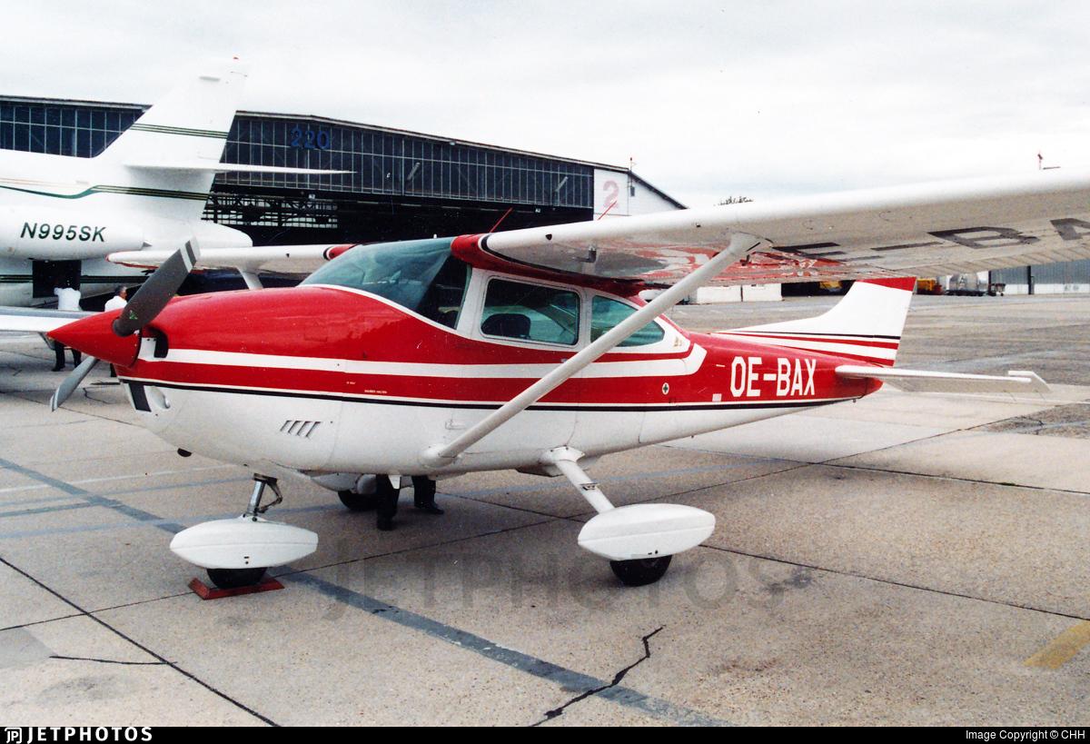 OE-BAX - Cessna 182P Skylane - Austria - Civil Aviation Administration