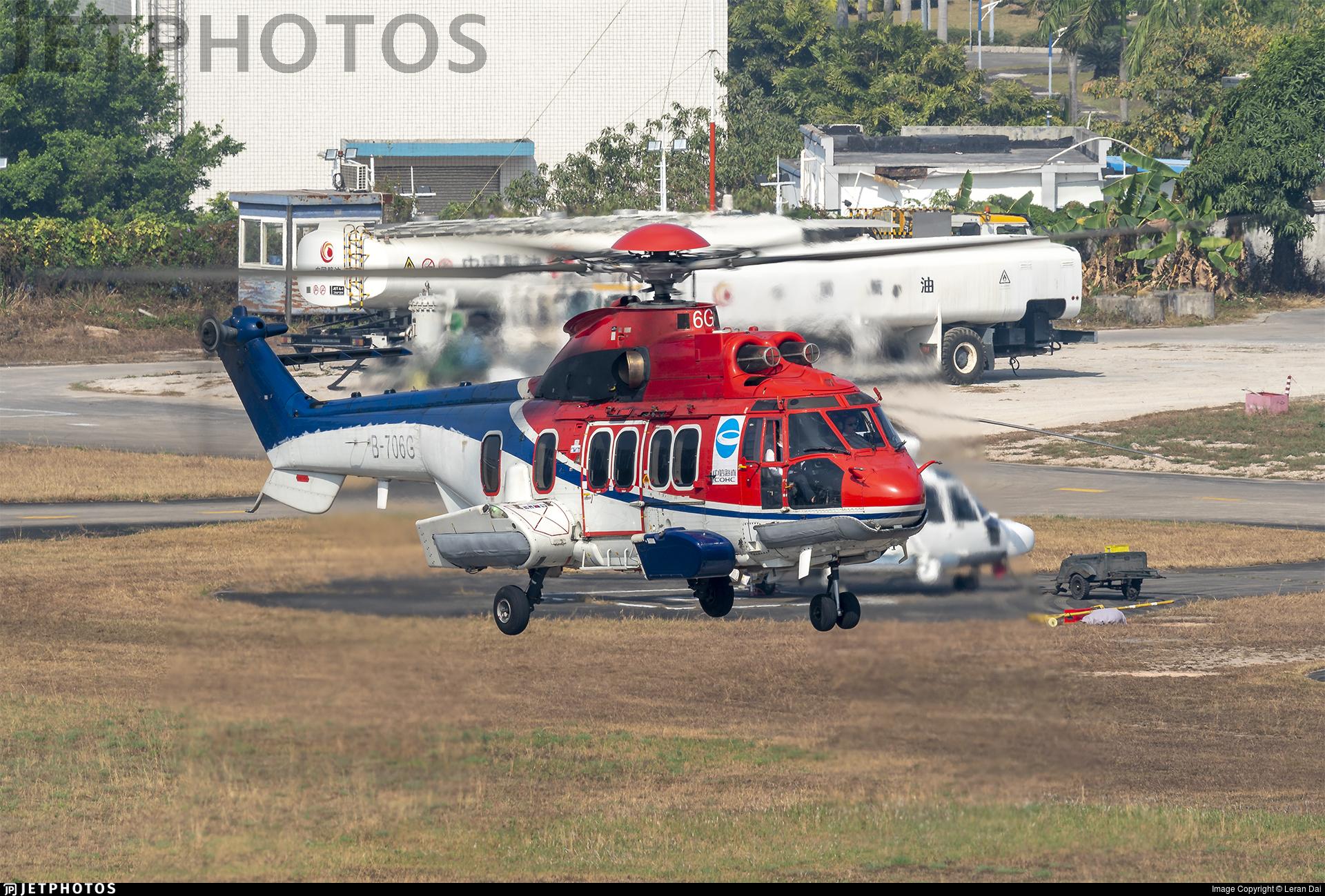 B-706G - Eurocopter EC 225LP Super Puma II+ - COHC