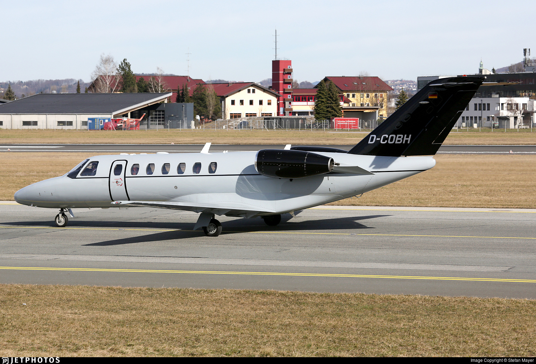 D-COBH - Cessna 525 Citationjet CJ3 - Private