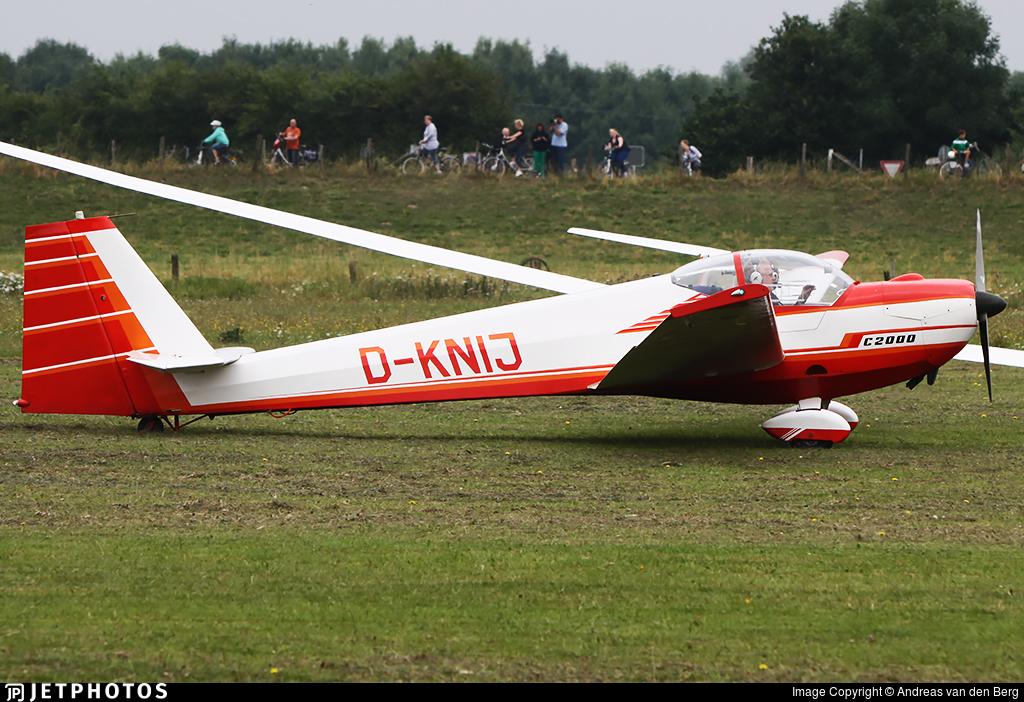D-KNIJ - Scheibe SF.25C Falke - Private