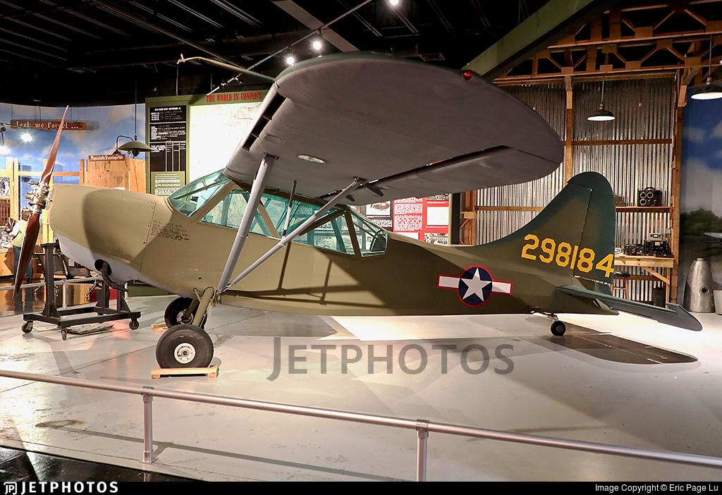 42-98184 - Stinson L-5E Sentinel - United States - US Army Air Force (USAAF)