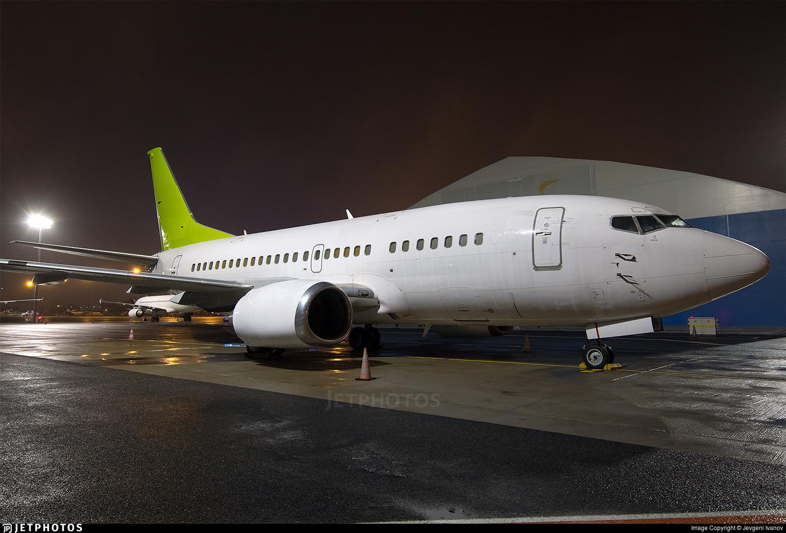 5N-HFY - Boeing 737-53S - Azman Air