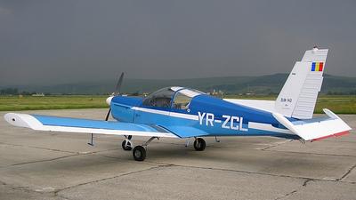 YR-ZCL - Zlin 142 - Romanian Airclub