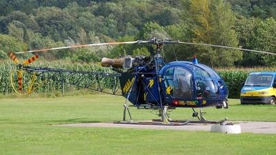 HB-ZWA - Eurocopter SA 315B Lama - Heli Rezia