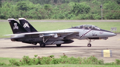 161862 - Grumman F-14B Tomcat - United States - US Navy (USN)