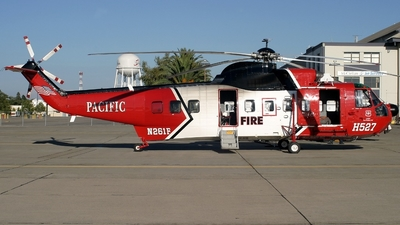 N261F - Sikorsky S-61N - Pacific Helicopters
