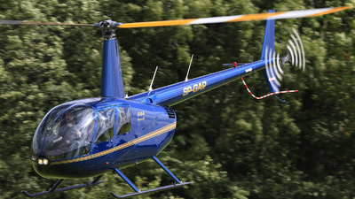 SP-GAR - Robinson R44 Raven II - Private