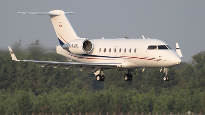 C-FJJC - Bombardier CL-600-2B16 Challenger 601-3A - Fox Aviation