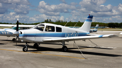 A picture of N164ER - Piper PA28161 - [2841180] - © Paul Chandler