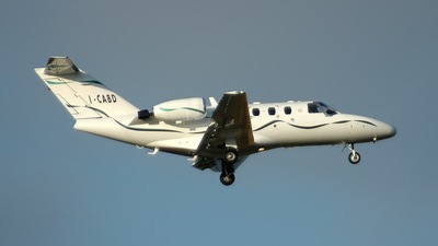 I-CABD - Cessna 525 CitationJet 1 - Interfly