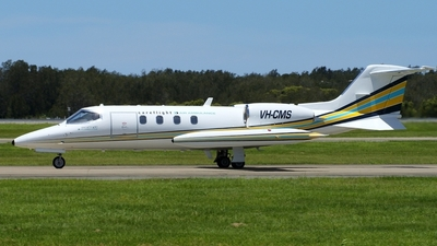 VH-CMS - Bombardier Learjet 36A - Careflight Queensland