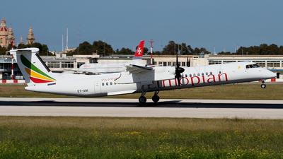 ET-ANI - Bombardier Dash 8-Q402 - Ethiopian Airlines