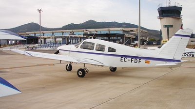 EC-FDF - Piper PA-28-181 Archer II - Private