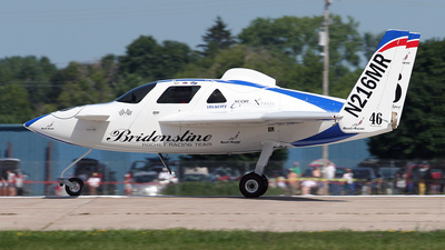 A picture of N216MR -  - [] - © Bruce Leibowitz
