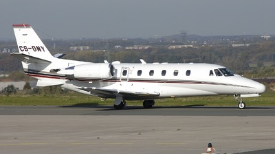 CS-DNY - Cessna 560XL Citation Excel - NetJets Europe