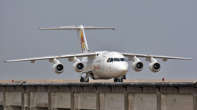 RP-C2994 - British Aerospace BAe 146-100 - Asian Spirit