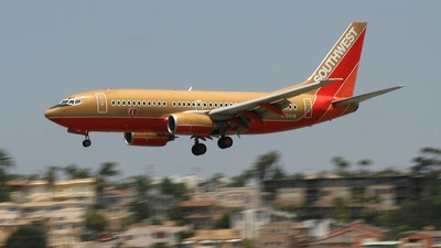 N754SW - Boeing 737-7H4 - Southwest Airlines