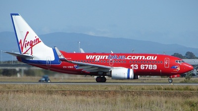 VH-VBO - Boeing 737-76N - Virgin Blue Airlines