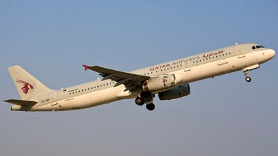 A7-ADS - Airbus A321-231 - Qatar Airways