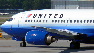 N934UA - Boeing 737-522 - United Airlines
