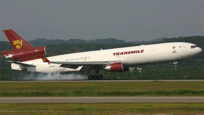 9M-TGP - McDonnell Douglas MD-11(F) - Transmile Air Services