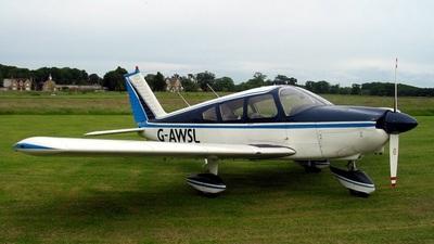 A picture of GAWSL - Piper PA28180 - [284907] - © alzoturtz